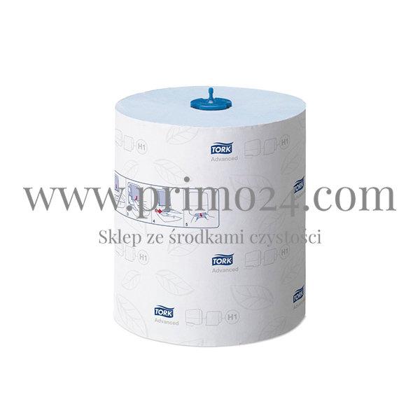 Tork Jumbo miękki papier toaletowy, biały, 2 warstwy, 360mb 110273 system T1, 6 rolek w opakowaniu